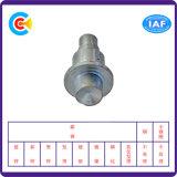 조정 적당 Pin 나사를 두는 DIN/ANSI/BS/JIS Carbon-Steel 또는 Stainless-Steel 2 단계 장부촉 Pin
