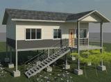 Casa fabricada por el diseñado OEM