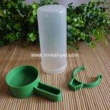 Het Voeden van het Water van de Kooi van de Vogel van de Voeder van het Huisdier van China Plastic Automatische Fles