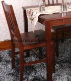 Feste hölzerne speisende Stuhl-Wohnzimmer-Möbel (M-X2460)