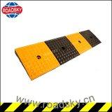Fabrik-Preis-Straßen-Sicherheits-reflektierender Gummigeschwindigkeits-Stoß