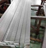 전기 문 가로장 선반 기어를 위한 OEM에 의하여 주문을 받아서 만들어지는 CNC 기어 선반