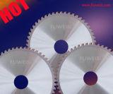 Кермет наконечником круглой пилы для резки стали.