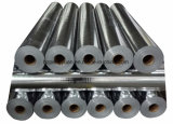 Sarking de toiture en aluminium avec du tissu isolant en aluminium