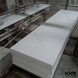 Branco glaciar superfícies Corian superfície sólida para o chuveiro do painel de parede