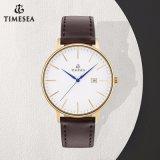Heiße Verkaufs-Form-Uhr-Quarz-Edelstahl-Uhr 72935