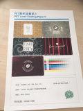 Revestimiento de papel el nombre de PET para tarjetas de uso