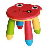 子供のプラスチック腰掛けの椅子は動物と印刷した