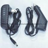 Nuevo portátil Mini 5 bandas de la señal de celular Jammer (CDMA/GSM/DCS/PHS/3G) la señal de GPS de mano móvil / Señal Jammer, Blocker