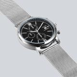Vigilanza di lusso casuale 72882 del quarzo dei nuovi uomini dell'acciaio inossidabile di sport dell'orologio di modo superiore impermeabile multifunzionale di marca