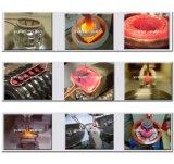 강철 또는 철 또는 구리 용해 중파 유도 가열 장비