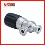 Nuova valvola limitatrice della pressione esente da germi sterile dell'acciaio inossidabile di stile