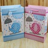 Custom напечатано роскошные магазины подарков большой Strong бумажные мешки
