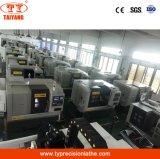Taiwán inclinado tipo torreta CNC máquina de torno cama