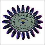 Poudre de colorant d'art de clou d'effet de miroir de caméléon d'Ocrwon 88814