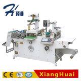 Máquina que corta con tintas de la pequeña escritura de la etiqueta rápida de alta velocidad