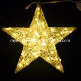 LEDのモチーフライト星のクリスマスの装飾の割引クリスマスはライトを飾る