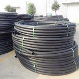 Preisliste HDPE Wasser-Plastikrohre des HDPE PE100 Rohr-Polyäthylen-Rohr-Pn10 Pn 16 schwarze