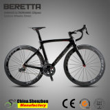 700c Shimano Ut 22speed Straßen-Laufenfahrräder mit Kohlenstoff Feld