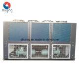 Refrigeratore raffreddato ad acqua di plastica industriale della vite di aria del refrigeratore per la macchina dello stampaggio mediante soffiatura