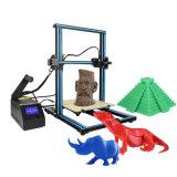3D-принтер CR10S двойной Z, свечения мониторинга DIY сигналов тревоги для настольных ПК полностью металлический принтер 3D-CR10s с 1 кг лампы накаливания