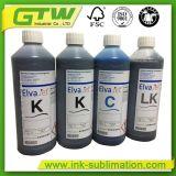 Tinta rápida europea de la sublimación del tinte de Sensient para la impresión de la sublimación