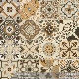 Mattonelle rustiche della porcellana del retro reticolo delle mattonelle del materiale da costruzione per la decorazione (VRR6F222, 600X600mm)