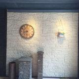Panneau de mur de l'unité centrale 3D de pierre de Faux de polyuréthane de revêtement de mur de décoration de mur intérieur et extérieur