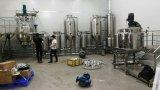 Emulsionar homogeneizador de la máquina de vacío para cosméticos Precio Crema
