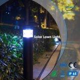 Iluminación solar al aire libre impermeable del jardín del césped del LED