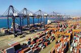 Het verschepen de Uitvoer van de Vracht van Haiphong naar Guangzhou