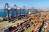 Het verschepen de Uitvoer van de Lijnen van Wanhai van de Vracht naar Haiphong van Guangzhou