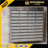201 personnalisée moderne en acier inoxydable de boîte aux lettres boîte aux lettres (KH-MB-01)