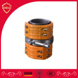Aluminum 356 material Large dia. meter of Clamp Fire pants Coupling