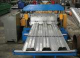 Platelage machine à profiler pour la construction de bâtiments de plancher