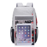 Venda a quente mochila Notebook mochila de carregamento USB com carregador USB