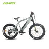 48V 500W Bafang Electric Graisse électrique de vélo de montagne Vélo avec fourche de descente