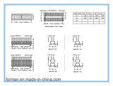 16 Typ Pin-Vorsatz der Stift0.8mm SMT