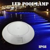 Luz montada en la pared de la piscina del LED