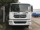 Camion speciale del costipatore dei rifiuti del camion di immondizia del costipatore della rotella 10cbm del camion 6