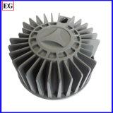 Outils de précision pour fumer Die-Casting en aluminium avec anodisation noire de traitement de pièces fabriquées en Chine