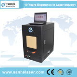 Hoge van de Vezel Precison van de Laser het Merken/van de Gravure machine voor Metaal en Non-Metal