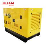 Groupe électrogène de puissance électrique silencieuse définie en usine pour la vente de 50 Kw de puissance 60kVA Groupe électrogène Diesel Guangzhou