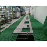 Grata di plastica a fibra rinforzata della vetroresina di FRP GRP