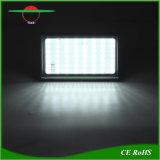L'éclairage solaire en alliage aluminium Wall Lamp gardent de plein air d'urgence d'éclairage