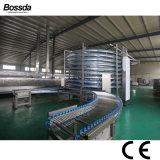 Heißes Qualitäts-Gaststätte-industrielles Fabrik-Lebesmittelanschaffung-AusgangsnahrungPopural Kühlvorrichtung-Geräten-gewundener Kühlturm