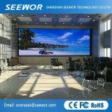 Poids léger Cabinet P2.5 Indoor plein écran à affichage LED de couleur avec module 160*160 mm