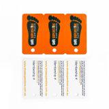 Cartão do baixo preço RFID Siamesed para o controle de acesso