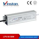 세륨을%s 가진 제조자 방수 유형 50W LED 전력 공급 운전사