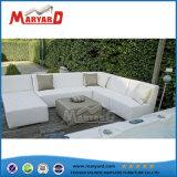 Insieme sezionale del sofà del nuovo ricorso esterno semplice